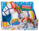Alex Toys Colour and Cuddle Washable Pony