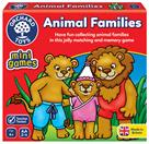 Orchard Toys Mini Games Animal Families