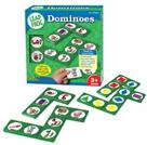 Leapfrog Dominoes