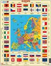 Flags Of Europe Puzzle