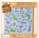 Knight Muddle Puzzle 22pcs