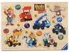 Bob the Builder Wooden Playtray
