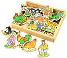 Fridge Magnets - Farm