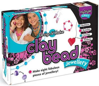 Clay Bead Jewellery