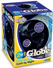 2 in 1 Globe Earth Day/Night