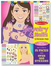 Jewellery & Nails Sticker Pad