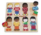 John Crane Tidlo Little Friends Puzzle