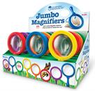 Learning Resources Jumbo Magnifying Glass (Single)