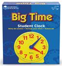 Learning Resources Big Time Student Learning Clock