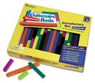 Learning Resources Cuisenaire Interlocking Rods Introductory Set