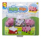 Alex Toys Piggy Pigs