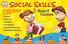 Smart Kids 6 Social Skills Board Games