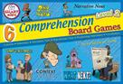 Smart Kids 6 Comprehension Board Games Level 2