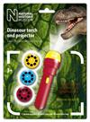 Natural History Museum Toys Dinosaur Torch and Projector
