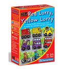 Clementoni Young Learners - Red Lorry Yellow Lorry