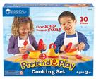 Learning Resources Pretend and Play Cooking Set