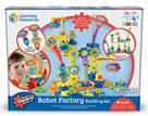 Learning Resources Gears Gears Robot Factory Building Set