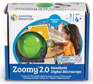 Learning Resources Zoomy 2.0 Handheld Microscope Green