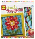 Alex Simply Needlepoint Flower