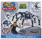 Zoob Creepy Glow Creatures Construction Set