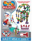 Zoob Z-Bricks Construction Set 30pcs