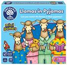 Orchard Toys Mini Games Llamas in Pyjamas