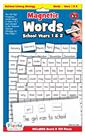 Fiesta Crafts Magnetic Words School Years 1 and 2