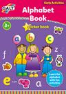Galt Home Learning Alphabet Sticker Book