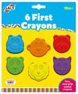 Galt 6 First Crayons