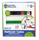 Learning Resources MathLink Cubes Maths Fluency Set