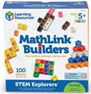 Learning Resources STEM Explorers Mathlink Builders