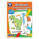 Orchard Toys Dinosaur Sticker Colouring Book
