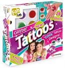 FabLab Glitter Tattoos