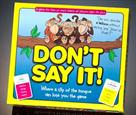 Paul Lamond Games - Don't Say It!