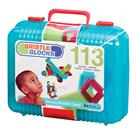 Bristle Blocks Deluxe Builder Case 113pcs