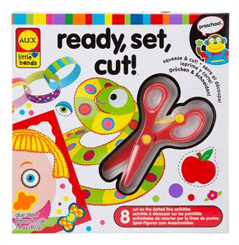 Alex Toys Ready Set Cut
