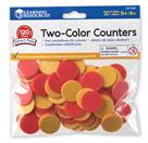 Learning Resources Two Colour Counters (Set of 120)