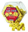 Learning Resources Soft Dot Dice (Set of 200)