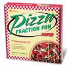 Learning Resources Pizza Fraction Fun Junior Game