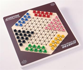John Crane Chinese Checkers Hexehop