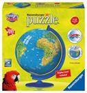Ravensburger Childrens World Map 3D Puzzle