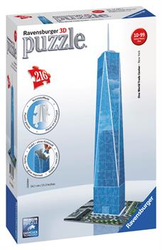 Ravensburger One World Trade Centre 3D Puzzle