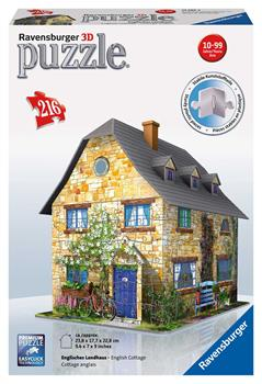 Ravensburger Country Cottage 3D Puzzle