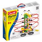 Quercetti Skyrail Roller Coaster Motorized Mini 200 Pieces