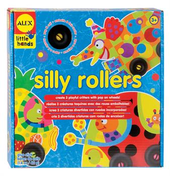 Alex Toys Silly Rollers