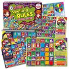 Smart Kids Six Super Spelling Rules Board Games