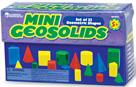 Learning Resources Mini GeoSolids Box of 32