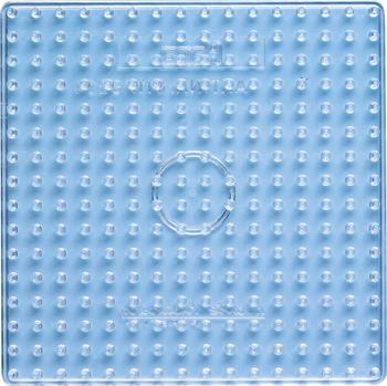 Hama Maxi Beads Square Transparent Pegboard
