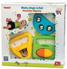 Shake, Jingle and Roll Musical Shapes Set