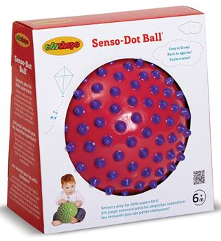 Edushape Large 18cm Senso-Dot Ball
